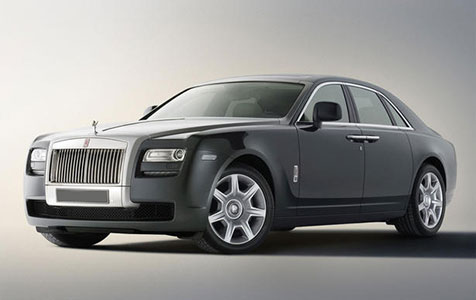 Roll Royce Ghost